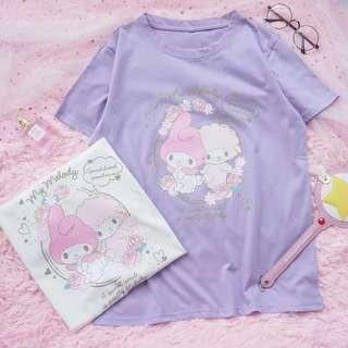 [PO] My Melody T-shirt