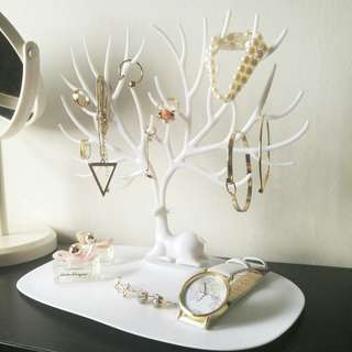 *Free Shipping within Semenanjung Msia* Jewelry Accessories Tree Display Stand Organizer #under90