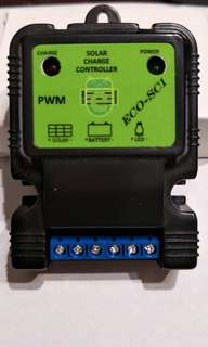 🚚 Solar Charge Controller 12V 3A
