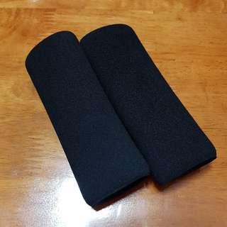 High Quality Grips - No more hand fatique