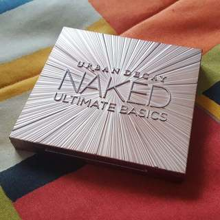 Eyeshadow pallete naked