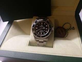 勞力士Rolex 16600 sea-dweller Y頭