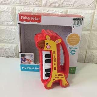 EUC Fisher Price Mini Piano
