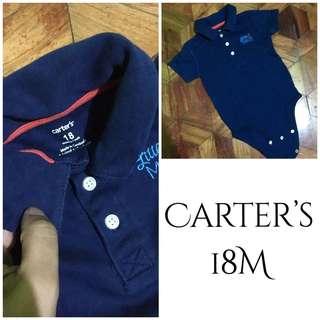 Almost new Carter's Bodysuit Poli