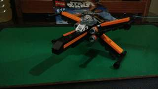Lego Star Wars Poe's X-wing