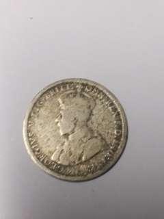 1915年錢幣