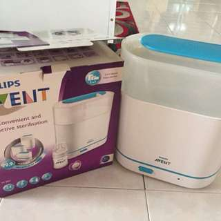 Philips Avent 3in1 Sterilizer