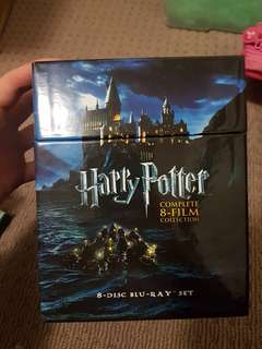 Harry Potter BluRay Box Set