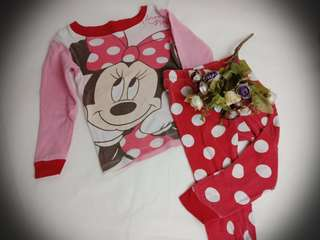 Pyjamas kids Minnie Mouse