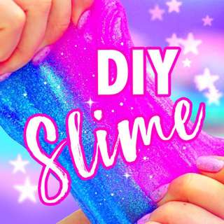 DIY CLEAR SLIME SET