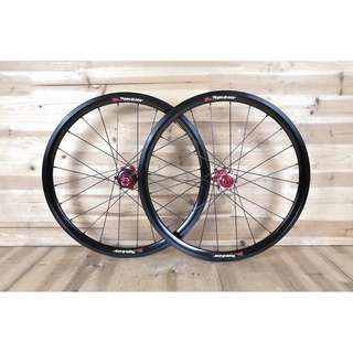 ♨️♨️ Custom Build to order 20 inch wheelset with FASTace DA25  (120 Engagement with 6 pawls ) Super Loud sound/Smooth Wheelset with XR240 20 inch wheelset