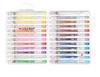 Smiggle 24 pack mini gel pen