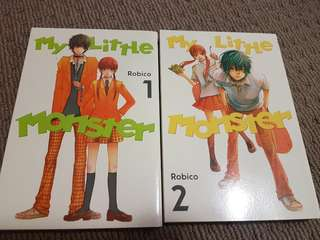 Various manga