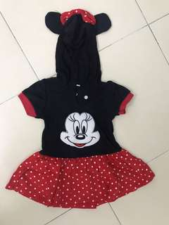 Mickey Mouse Hoodie Jumpsuits