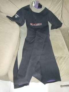 Seaquest Diving Wet Suit