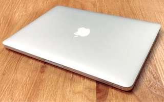 2015 MacBook Pro Retina 15吋 500G SSD 16G RAM