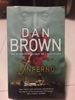 DAN BROWN Inferno #Books (44)