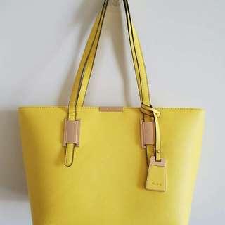 Aldo Afadolla Tote Bag (Yellow)