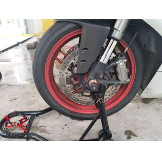 Reactive Rim Cleaner / Rim Cleaner / Rim Cleaning / Ducati 899 Panigale