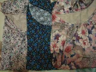 Bundle Xl blouse