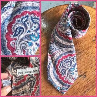 Pierre Cardin Printed Necktie