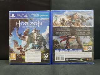 [BN] PS4 Horizon Zero Dawn (R2) (Brand New)