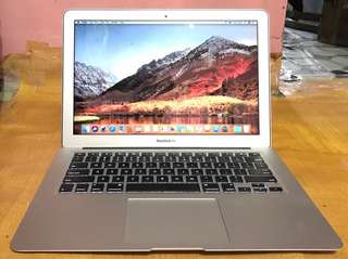 MacBook Air 13 Core i5 2017 Garansi iBox