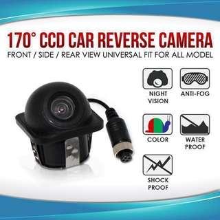 7-STAR* Car Reverse Rear Camera (Wide-Angle/Weatherproof/Waterproof/Anti-Fog)