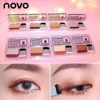 Novo double eyeshadow