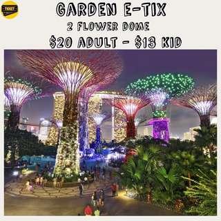Garden Etix valid 30days