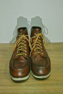 Red Wing Moc Toe 875