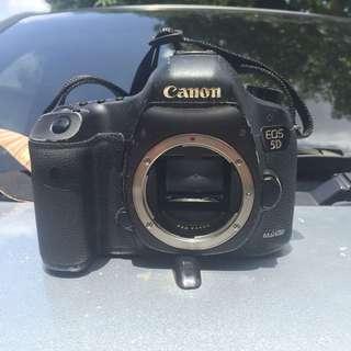 Body kamera 5d mark iii