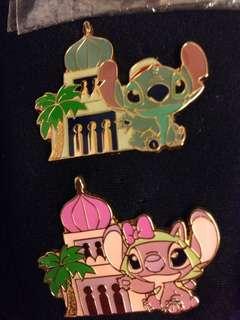 Disney pins
