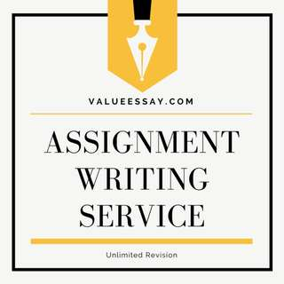 University / Diploma Assignment Ghostwriting service