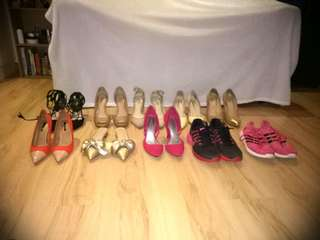 Decluttering my Shoes