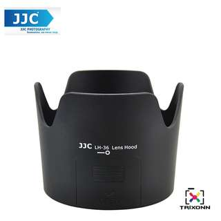 JJC LH-36 Lens Hood for Nikon AF-S VR Zoom 70-300mm f/4.5-5.6G IF-ED Lens ( HB-36 )