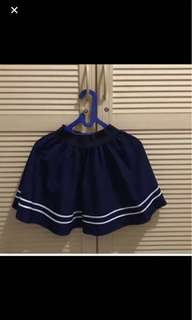 Sailor skirt