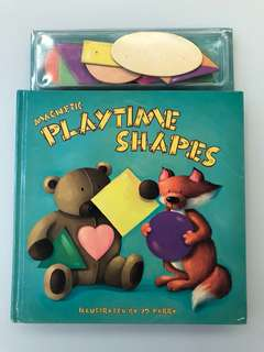 Magnetic Playtime Shapes