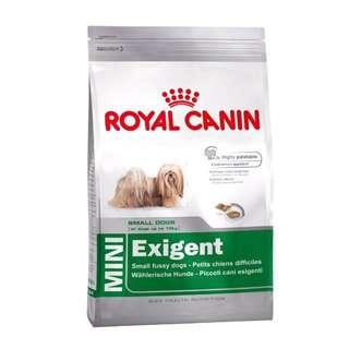 Royal Canin Mini Exigent - Dry Dog Food