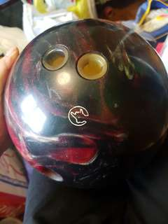12lbs WD spare ball
