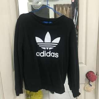 🚚 Adidas 上衣 長袖 大學踢 衛衣