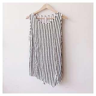 Stripes tunic