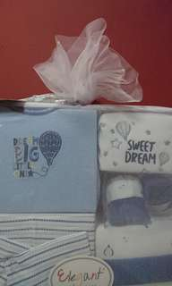 Newborn Baby Apparel Set 0-6mths