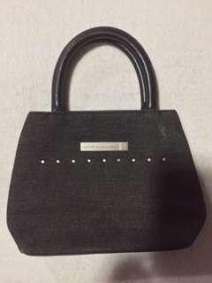 Pre-loved authentic Marithe Francois Girbaud handbag
