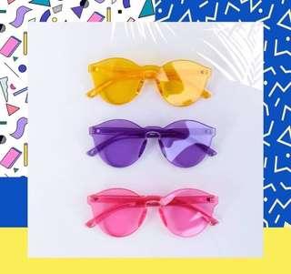 Candy Sunglasses #horegajian