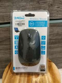 2.4Ghz Wireless Mouse (New)