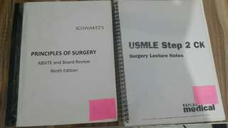 SALE!!!!SURGERY Absite board review by Schwartz