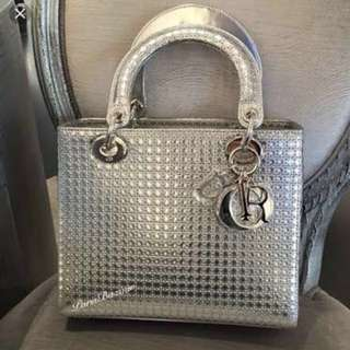 Medium Lady Dior Bag