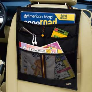 High Road Car Back Seat Organizer