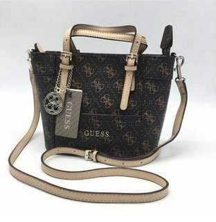 AUTHENTIC GUESS MINI SATCHEL BAG
